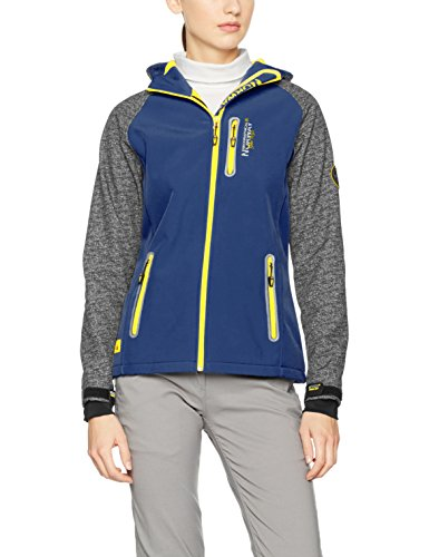 Mujer Blue Para Azul Lady Deportiva blue Geographical Chaqueta Tamilia Norway qYFxzz4