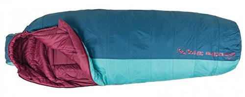Big Agnes Lulu 15 Degree Regular Sleeping Bag - Women's by Big Agnes