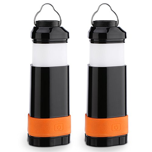 Lightweight Collapsible Flashlight Batteries Emergency