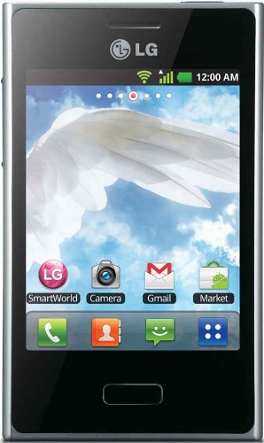 Straight Talk LG Optimus Logic Cell Phone (Lg Optimus Logic Phones compare prices)