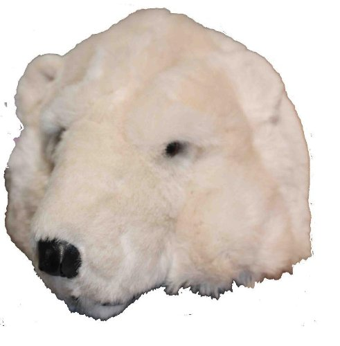 polar bear mask - 7