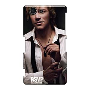 Protective Cell-phone Hard Covers For Sony Xperia Z3 Mini With Provide Private Custom High-definition Bon Jovi Series Top10cases