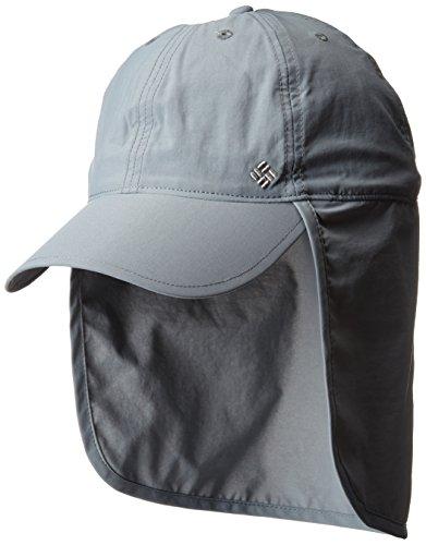 Columbia Schooner Bank Cachalot Hat  Grey Ash  One Size