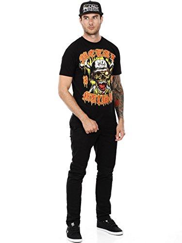 Herren T-Shirt METAL MULISHA - Bolt - BLK