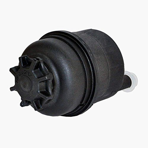 Power Steering Fluid Reservoir Tank + Filter + Cap Premium Quality 32411097164 for BMW 318 323 325 328 330 524td 525 528e 528i 528xi 530i 535i 540i 545i 550i 633CSi 645Ci 650i 735i 740i M3 X3 X5 Z3 Z4