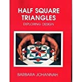 Half Square Triangles, Barbara Johannah, 0934342040