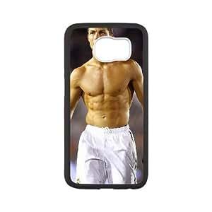 Cristiano Ronaldo Samsung Galaxy S6 Cell Phone Case White Z0630533