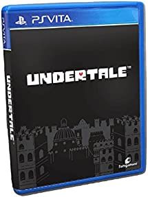 Amazon.com: Undertale - PS Vita: Video Games