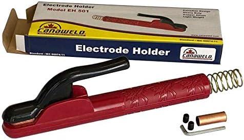 500 AMP Welding Electrode Holder Welder clamp 500 AMP Copper Heavy Duty Jaw Holding Electrode Clamp of Welding Machine ARC Welder