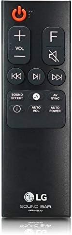 New LG Remote Control AKB75595301 Dolby Atmos Sound Bar SK6Y SK8Y SK9Y SK10Y