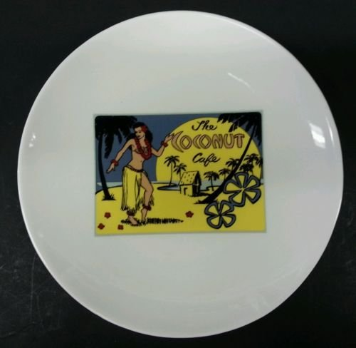 Pottery Barn Aloha Girl's The Coconut Cafe With Pina Colada Drink Recipe On Back 8