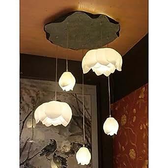 Elyfan l mpara de techo de luces led estilo for Lamparas estilo contemporaneo