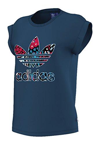 Adidas–Maglietta da donna BF Roll Up