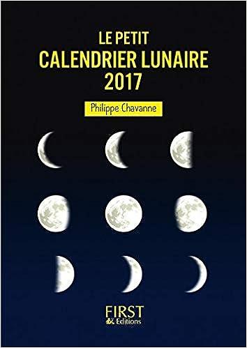 petit livre calendrier lunaire 2018 le petit livre
