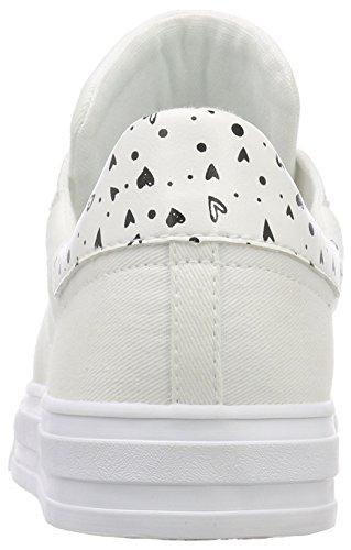 Mesdames Esprit Blanc Baskets Simona (blanc)