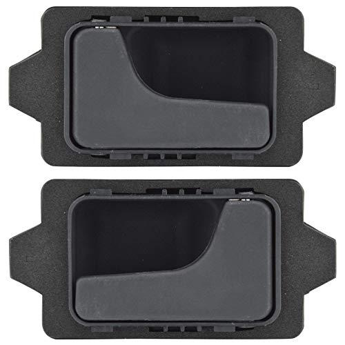 Inside Interior Door Handle Pair Left & Right For BMW E30 3 5 7 Series E28 E24
