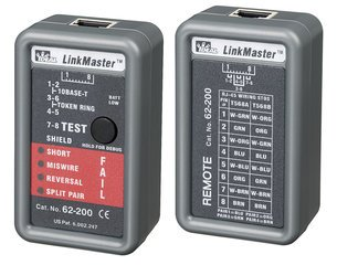(Ideal Industries 62-200 LinkMaster Tester)