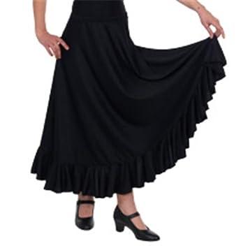 Happy Dance Ef102 Ps16 Falda, Mujer, Negro, 46: Amazon.es: Ropa y ...
