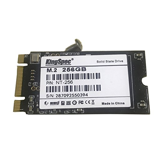 256GB 256G HDD NGFF M2 2242 SATA SSD Solid State Disk for ACER ASUS HP SONY Lenovo thinkpad by KingSpec