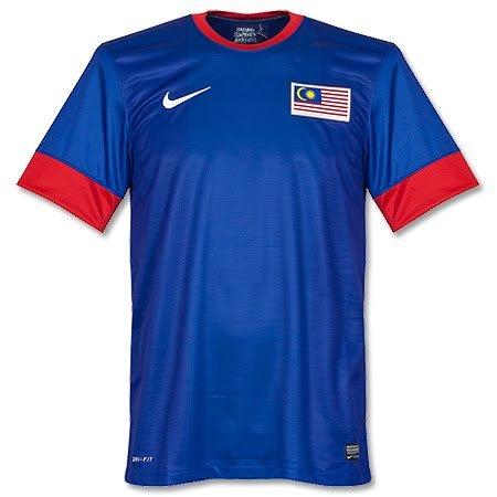12-14 Maglia Malaysia Away - XL