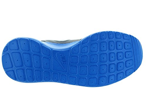 Rosherun Mixte Basses Enfant Azul Baskets Gris Gris Jr Nike GS 56qwU7
