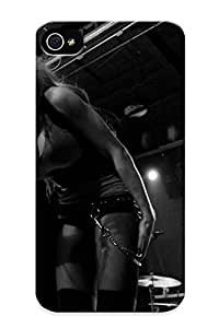 Armandcaron Top Quality Case Cover For Iphone 4/4s Case With Nice The Butcher Babies Heavy Metal Rock (4) Appearance