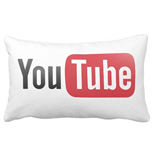 Standard Pillowcase Decorative YouTube Pillow Cases 20x30 (Tortoise Decorative Pillow)