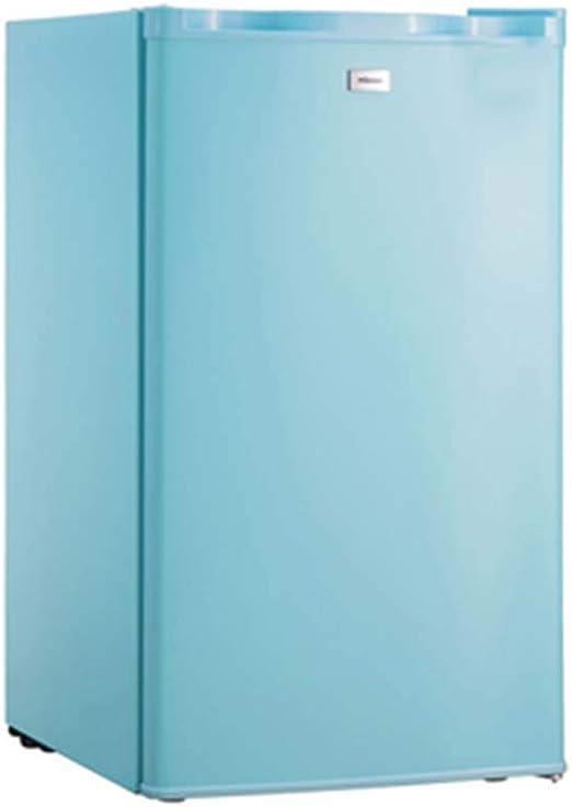 Mini Refrigerador De Una Puerta con Congelador para Dormitorio ...