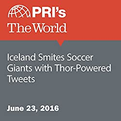 Iceland Smites Soccer Giants with Thor-Powered Tweets