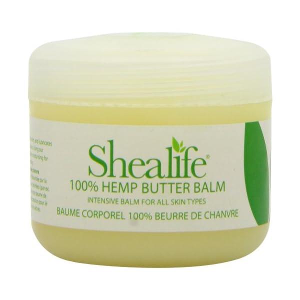 Shealife 100% Hemp Body Therapy Balm 100g