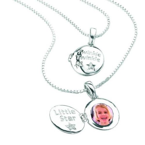 (D for Diamond Baby Twinkle Locket P2383 or P3724)