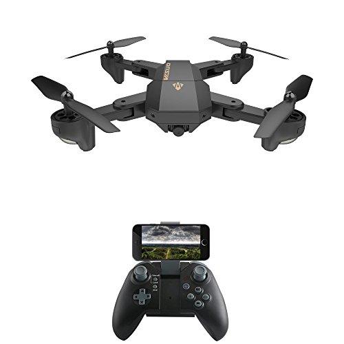 SGOTA RC Drone Foldable Flight Path FPV VR Wifi RC Quadcopter 2.4GHz 6-Axis Gyro Remote Control Drone with 720P HD 2MP Camera Drone