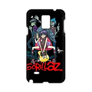 Angl 3D Cartoon Gorillaz Phone For Case Iphone 5/5S Cover