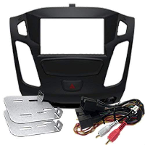 Maestro KIT-FOC1 Dash Kit and T-Harness for 2012 and Newer Ford Focus