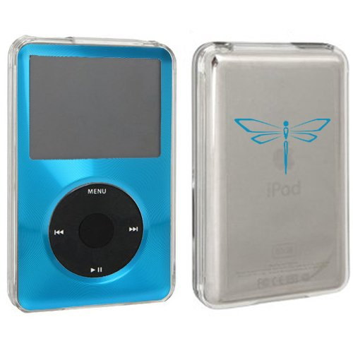 Light Blue For Apple iPod Classic Hard Case Cover 6th 80gb 120gb 7th 160gb (Blue Ipod Classic 160 Gb)