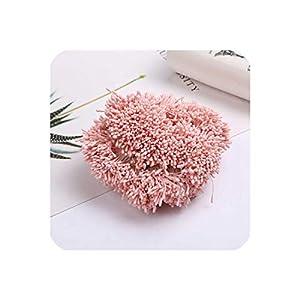 400Pcs 1.5Mm Mini Stamen Handmade Artificial Flowers for Wedding Party Home Decoration DIY Christmas Scrapbook Accessories,10 2