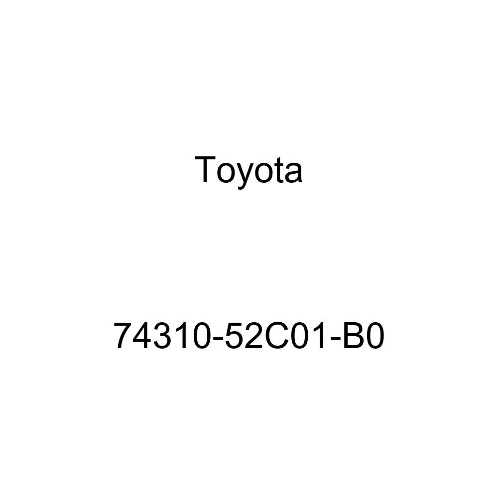 Toyota Genuine 74310-52C01-B0 Visor Assembly