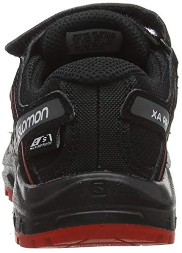 Cswp Xa Pro Running Unisex 3d bambini black Nero Salomon black Red Trail Da Risk J high Scarpe dtfq8xw5g