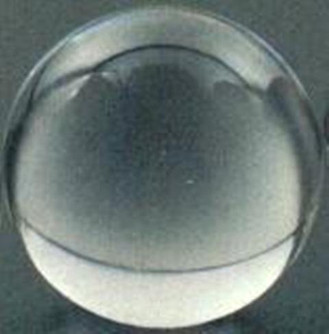 AKBIK Gazing Ball-80mm Clear