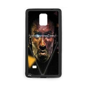 Custom Kobe Bryant Plastic Case for SamSung Galaxy note4, DIY Kobe Bryant Note4 Shell Case, Customized Kobe Bryant Galaxy note4 Cover Case