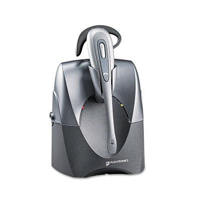 (Plantronics CS55 Wireless Headset (Renewed))