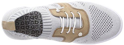 Grau 421407626935 Sneaker Bugatti Slip Damen Sand On Grey T7SqXHw
