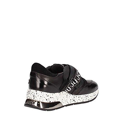 Liu Sneakers B68001 PX001 Jo Black Femme RrR7p