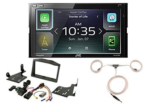 "Powersport Audio: JVC Bluetooth Digital Media WebLink 6.8"" C"