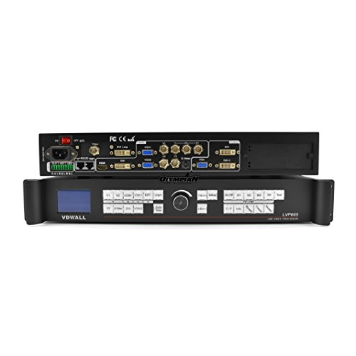 Vdwall Lvp605 Led Video Processor For Led Video Wall Buy