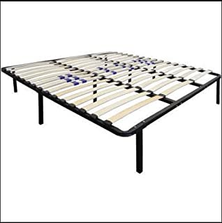 Premier Flex Platform Bed Frame With Adjustable Lumbar Support Queen Sizes