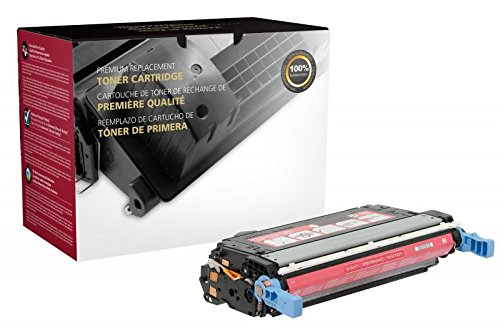 Inksters Remanufactured Toner Cartridge Replacement for HP CB403A (HP 642A) - 7.5K Pages (Magenta)