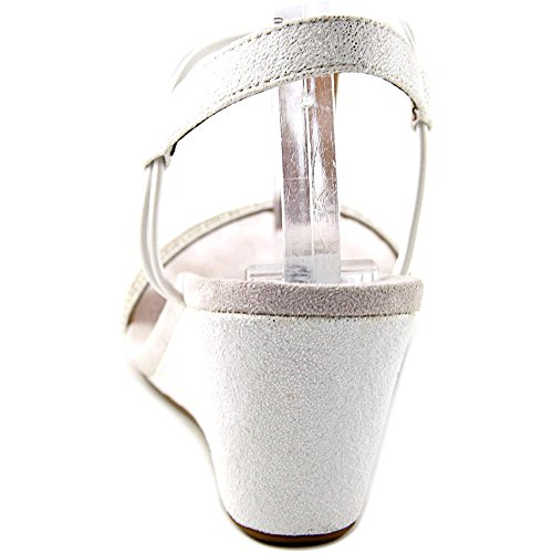 Co Compensés Mula amp; Style Synthétique Sandales Femmes Blanc 5qx7wR