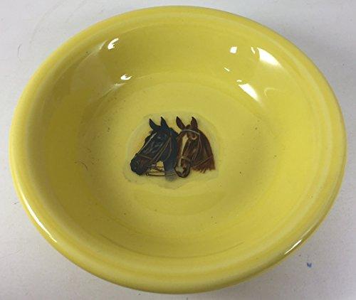 Horse Head Pitcher (Fruit Bowl w/ Horse Heads (Sunflower Yellow))