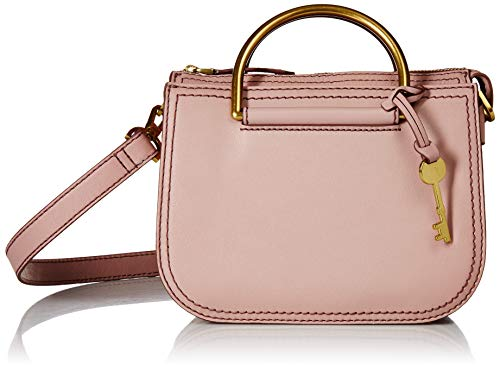 (Fossil Ryder Mini Satchel Orchid Tint )
